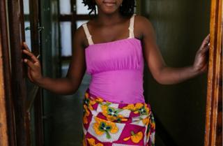 Portrait of Ketisha