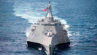 Tàu tác chiến ven bờ USS Coronado