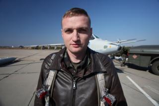 Capt Vladislav Voloshin