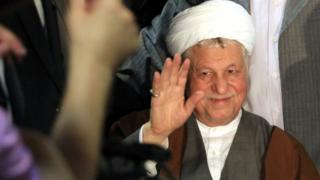 Рафсанджані очолював країну з 1989 по 1997 рік