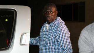 Dr Kizza Besigye