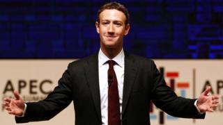 Mark Zuckerberg, milkiilaha Facebook