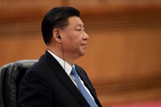 Lãnh đạo Trung Quốc Tập Cận Bình