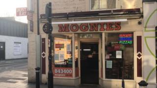 Mognies takeaway
