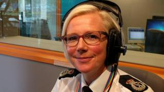Humberside Police Chief Constable Justine Curran