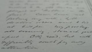 El diario de Charles Sydney Gibbes