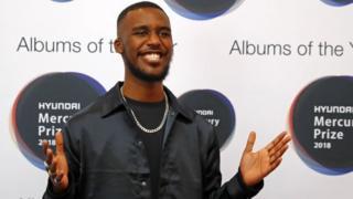 Novelist at the Mercury Awards