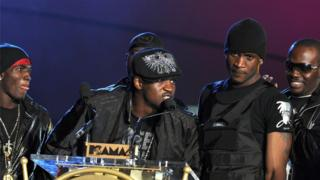 PSquare for MTV Africa music award