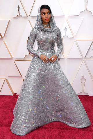 Janelle Monae on the red carpet