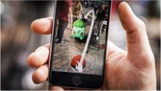 Pokémon Go jeu vidéo téléphone