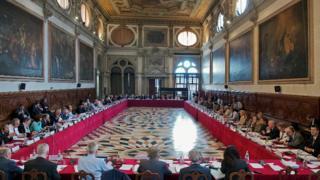 Venedik Komisyonu toplantısı