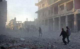 Сирійські повстанці мають намір обговорити порушення режиму припинення вогню