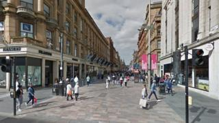 Glasgow centre
