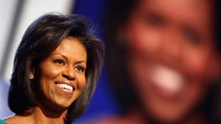 Michelle Obama, primera dama de Estados Unidos