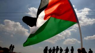 Hamas runs Gaza and Fatah controls the West Bank