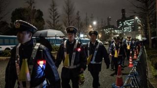 Au Japon 6 600 policiers se sont lancés aux trousses d'un voleur qu'ils ne sont toujours pas parvenus à retrouver