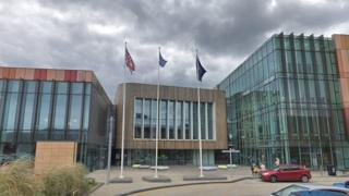Redcar council office