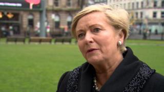 Tánaiste (Irish Deputy Prime Minister) Frances Fitzgerald