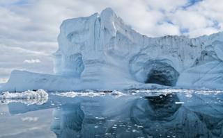Iceberg off Ilulissat