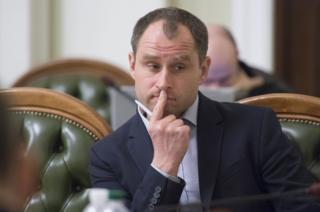 Депутат Алексей Кириченко