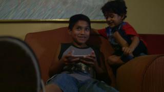 Brayan y Yair