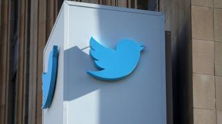 Twitter headquarters on October 25, 2013 in San Francisco, California
