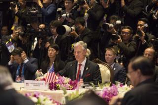 Cố vấn an ninh quốc gia Hoa Kỳ, Robert O'Brien tại Hội nghị Thượng đỉnh ASEAN- Hoa Kỳ.
