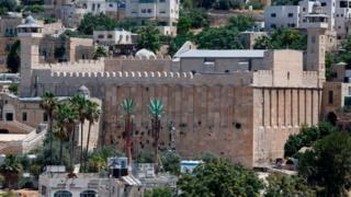 La Tumba de los Patriarcas o Mezquita de Ibrahim