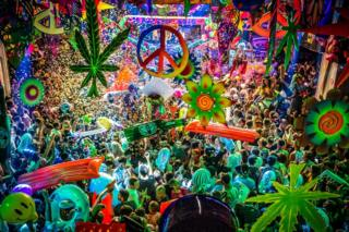 Elrow Psychedelic Trip
