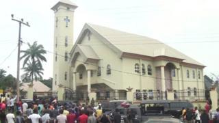 Gereja Nigeria