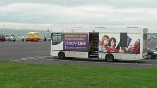Hampshire mobile library