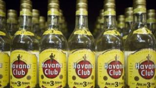 Cuba sản xuất nhiều rượu rum nổi tiếng