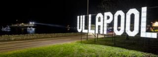 Ullapool sign