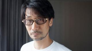 Hideo Kojima.