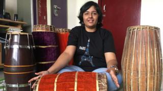 இசைப்பொங்கல்: சென்னையின் மிருதங்க மங்கை அஸ்வினி