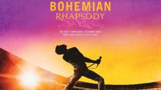 Bohemian Rhapsody film poster