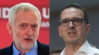 Corbyn a Smith