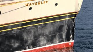 Emergency response after Waverley steamer hits pier thumbnail