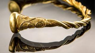 Iron Age gold torc