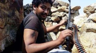 قال المحامي عمر الحميري الذي يشارك في معركة تعز إنه لا يعتقد أن الحرب ستطول