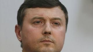 "Екс-голова ""Укрспецекспорту"" Сергій Бондарчук"