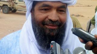 Iyad Ag Ghaly ex-chef rebelle Touareg malien