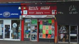 Jazzy's newsagents