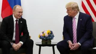 ترامب، بوتين