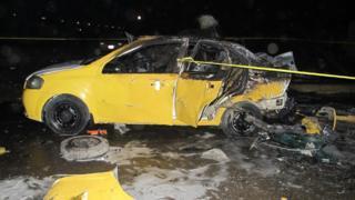 Последствия взрыва в Багдаде, 15 февраля 2017 года