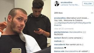 Ercole Cellino post