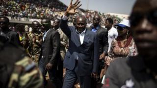 Meckassoua destitué en Centrafrique