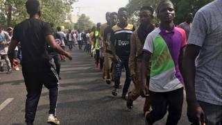 Hundreds of Shia dey protest again for Abuja