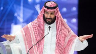 Saudi Crown Prince Mohammed bin Salman. Photo: October 2018