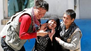 بیشتر قربانیان حمله امروز غیرنظامیان بودند
